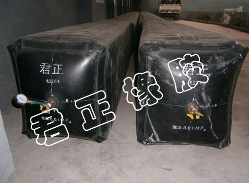 混泥土预制桥梁充气芯模厂家.jpg